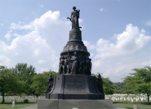 Confederate Memorial at Arlington National Cemetery