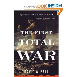 Book Cover, The First Total War